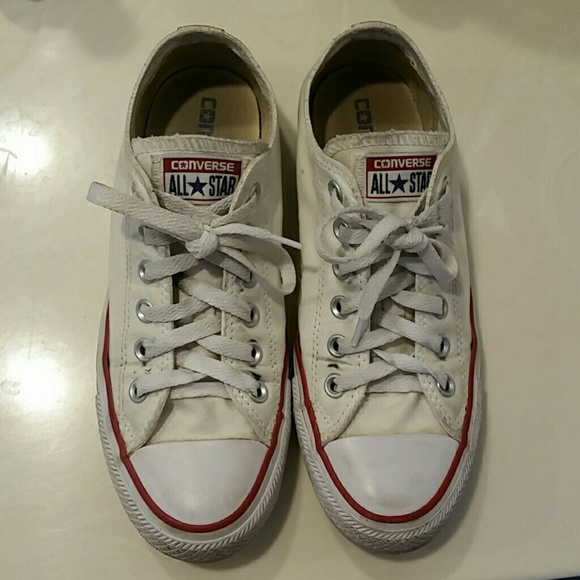 2ec6a0de7f0 Converse Shoes   Womens White   Poshmark